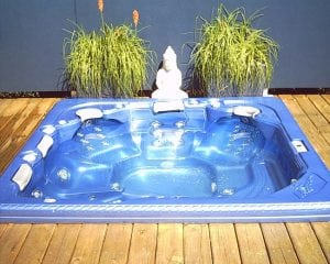 Classic relaxing Spa